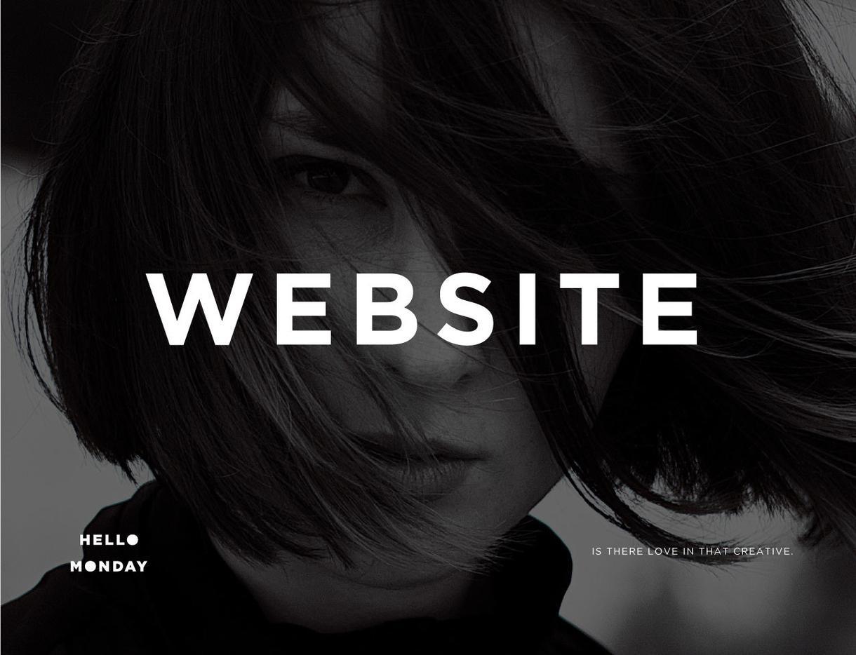 有名ブランドを多く手がけたプロがサイト作成します 初心者でも大丈夫!ヒアリング重視で本当に必要なものを提供。 イメージ1