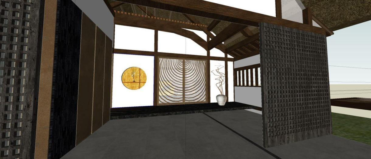 紙図面のCAD化・3Dパース作成致します デザインリノベーションや内装デザインのお手伝い致します!