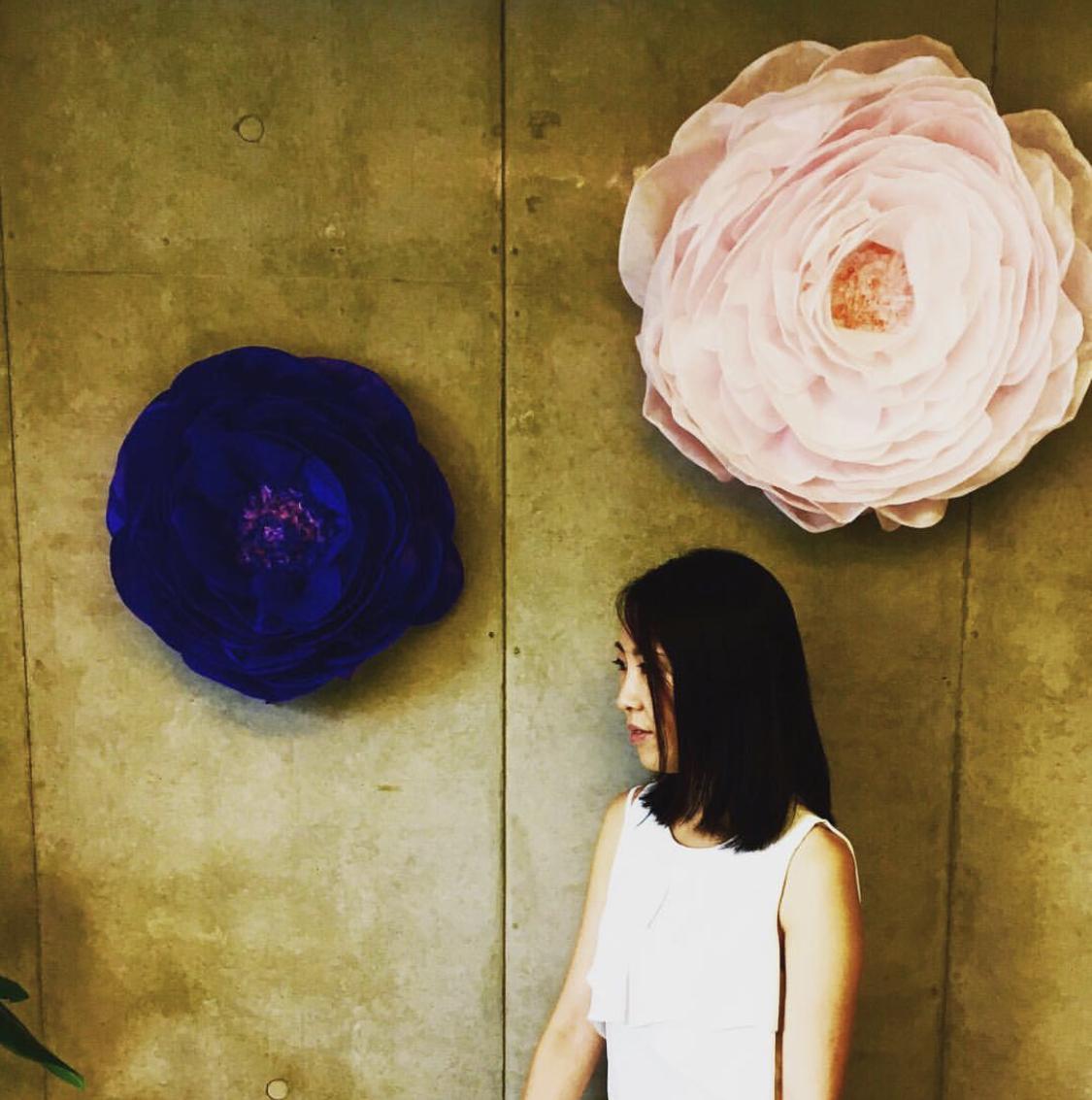 撮影装花作ります 海外で直接師事しました。有名メーカーCMなど多種多用で使用