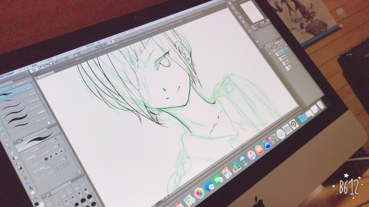 ご希望にそったイラストなんでも描きます 部屋のインテリアや、好きなアニメの絵を飾りたいあなたへ