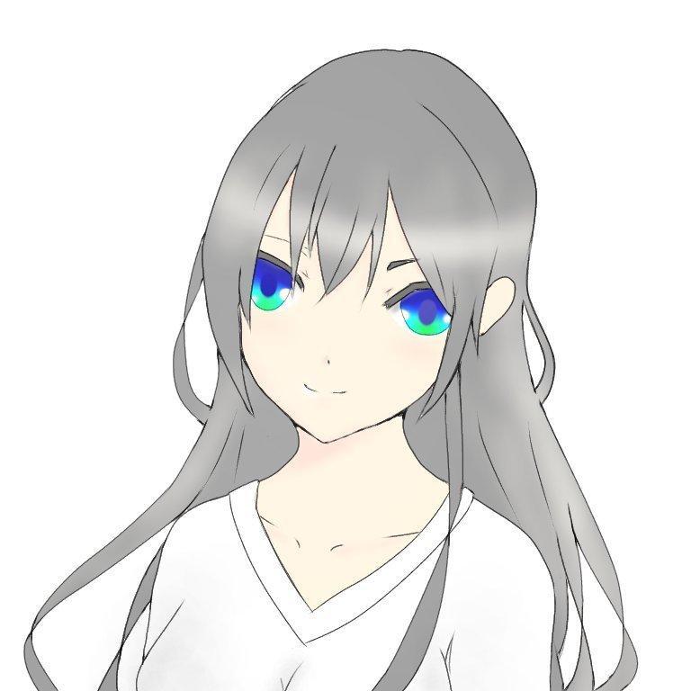アイコンお描きしますます カワイイ系女の子のアイコンです! イメージ1