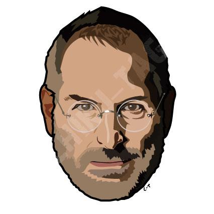 SNS等で使える似顔絵アイコンお描きします 普通のアイコンじゃ嫌!ソックリでPOPな似顔絵アイコン