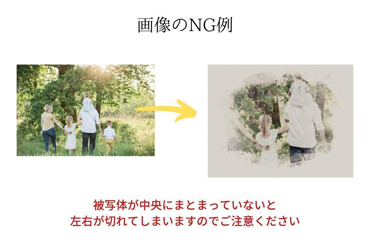 写真・画像をレトロな水彩画風にデザイン加工します Photoshopで画像をリアルな水彩ペイントに本格的に編集