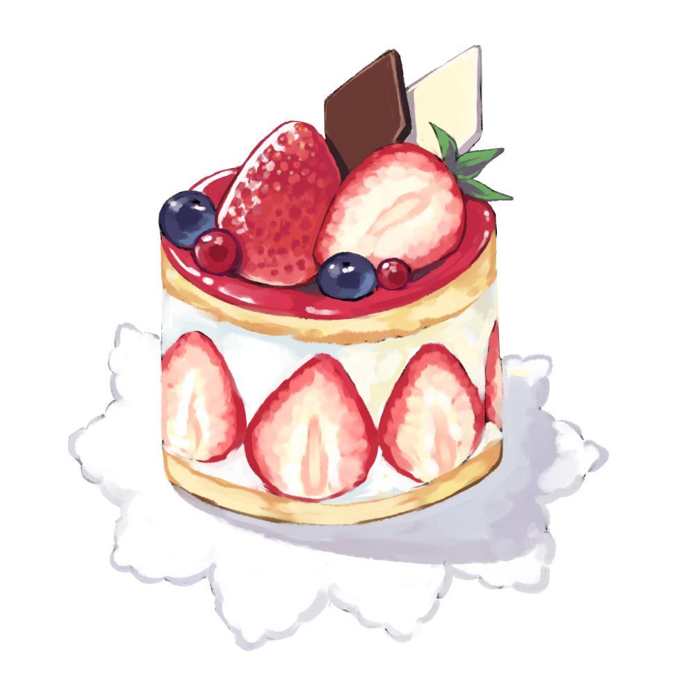 リアルだけどポップな食べ物のイラストお描きします 飲食店のメニューやブログなどに彩りを与えるイラストを描きます イメージ1