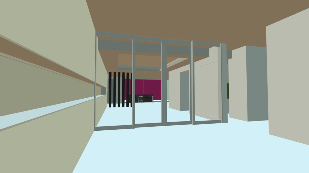 建築CAD図面から建築3Dモデル作成致します 条件により手書きスケッチからの3Dモデルも作成いたします。