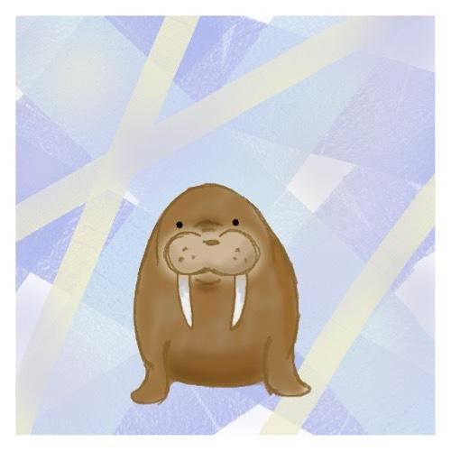 可愛い動物や女の子のイラストを描きます オリジナルキャラクターをワンポイントに!