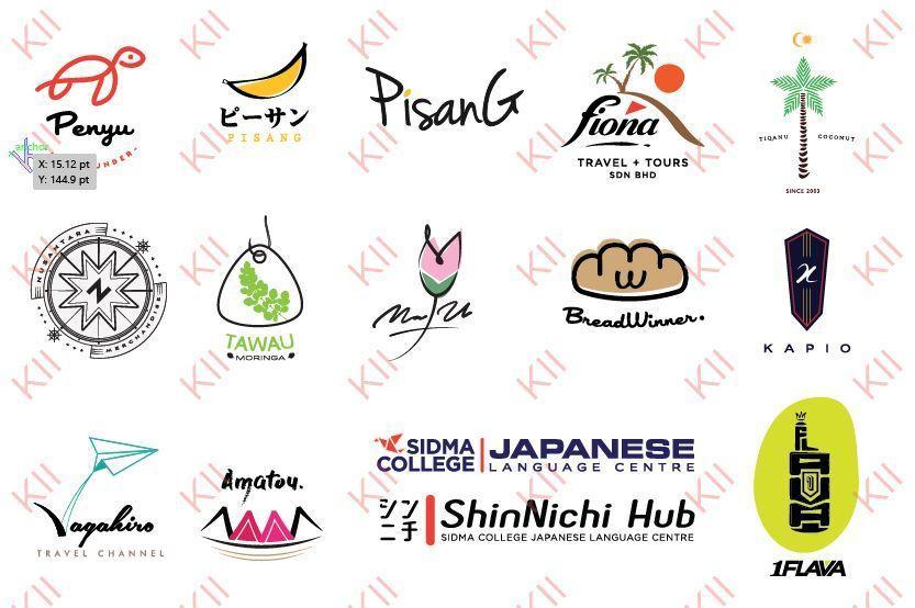 あなたの会社・お店のロゴ・デザインを作成します 海外のデザインをもとにプロのデザインを手ごろな価格でご提供! イメージ1