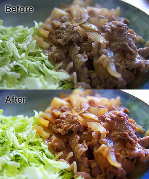 食べ物の画像をシズル感たっぷりに切り抜きます 3枚までOK!レストランや通販サイト様へ