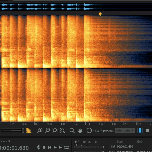 動画・ボイスの音声の整音を承ります ノイズの低減や音声の気になる部分を整えて聴きやすくします イメージ1