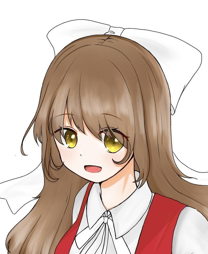 オリジナルの女の子のイラストを描きます 自分だけのアイコンが欲しい方はぜひ!