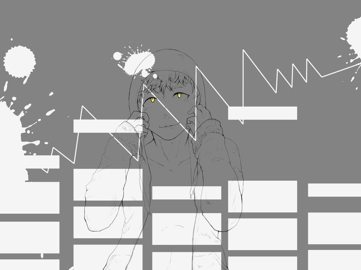 イラスト描きます キャラクターデザイン・一枚絵・アイコン制作