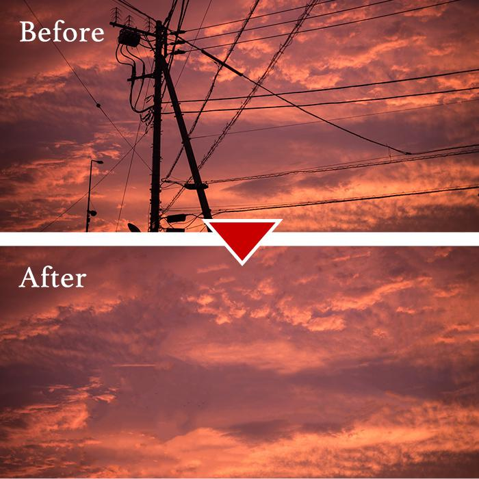 高クオリティ!プロが画像加工・修正いたします どんな写真でもOK!満足いただくまで修正対応いたします!