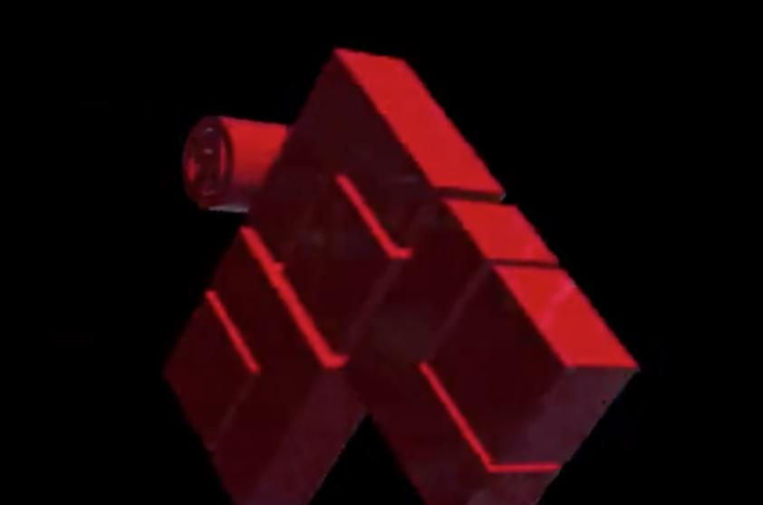 3Dホログラム立体映像のLOGO動画を制作します 3D動画立体映像で面白いビジネスアイディアを実現しましょう