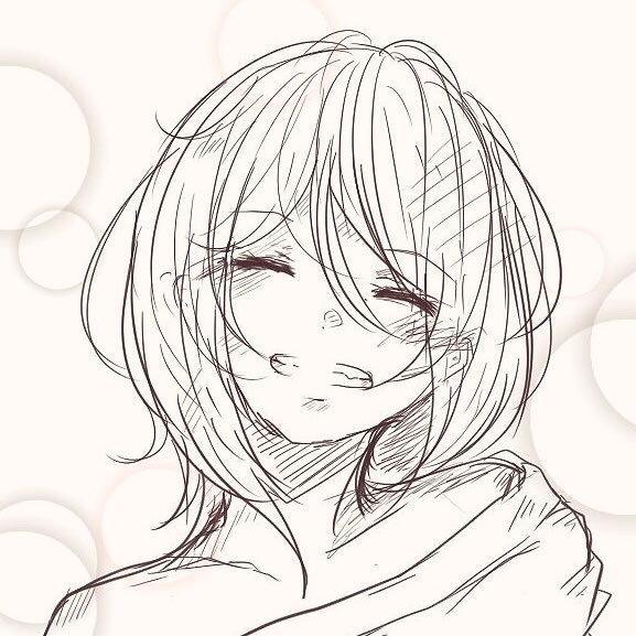 白黒で描きます 単色のイラストはいかがですか〜!!!