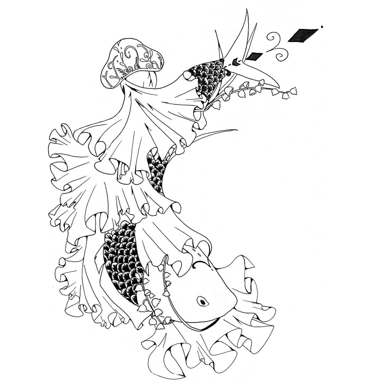 タトゥーデザイン!あなたの理想を、形にします 一生愛せる、あなたらしいデザインを。 イメージ1