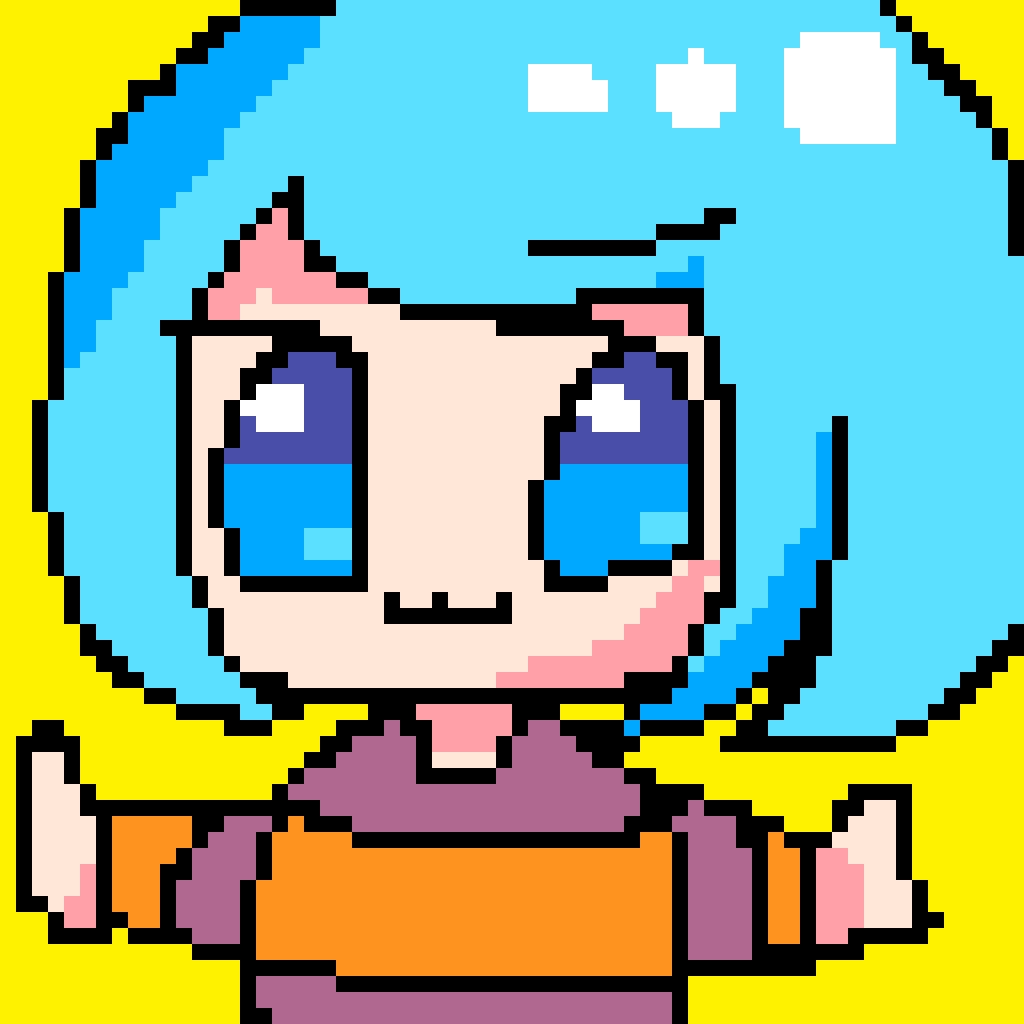 SNSに使えるアイコンを描きます あなたの考えたキャラクターを1,000円〜でアイコンに!
