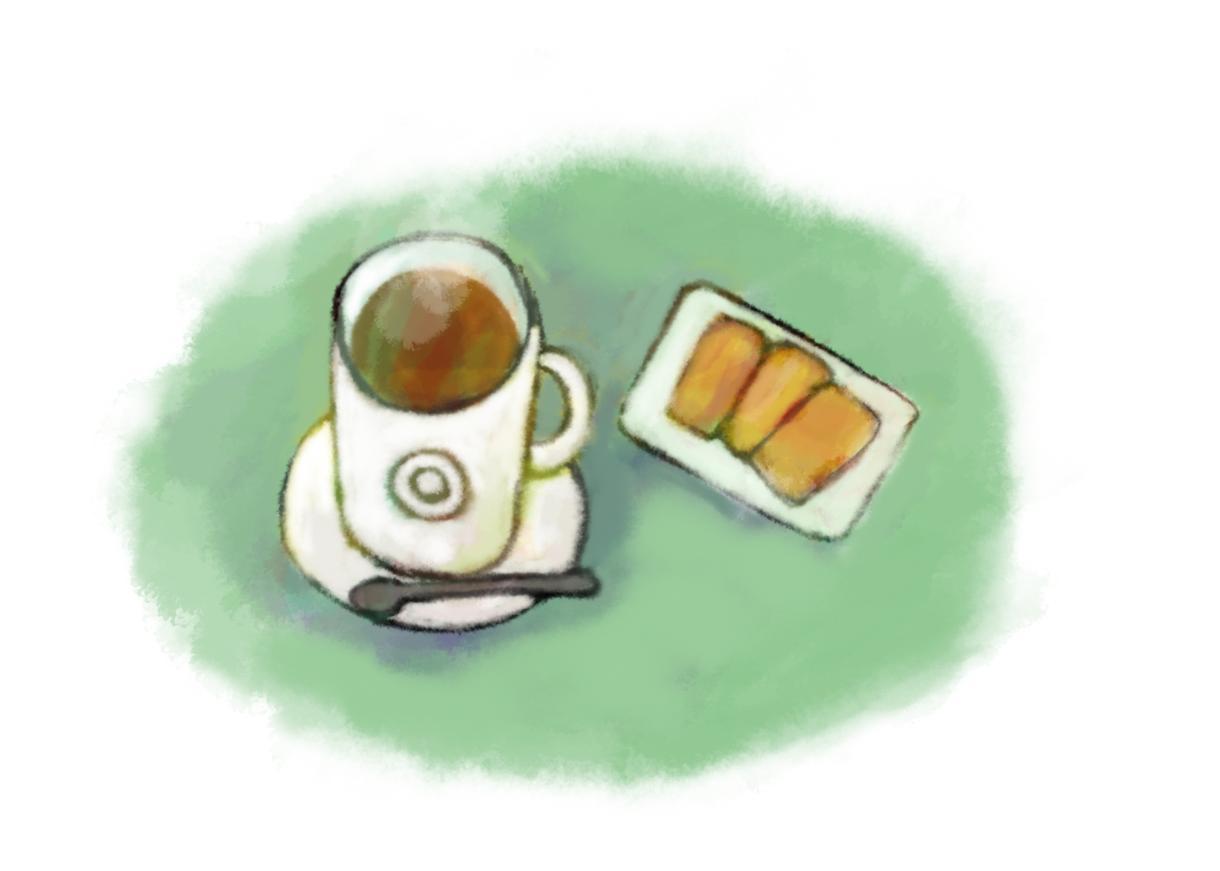 手描き風の暖かみのあるタッチで、ご要望のイラストを描きます!