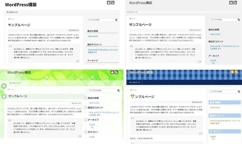 WordPresss設置、初期設定代行いたします ワードプレスブログを始めたい方へ!安心の納品後サポート付き