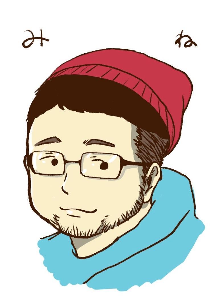 オリジナルイラスト描きます ちょっとゆるめなアイコンや似顔絵を制作します。