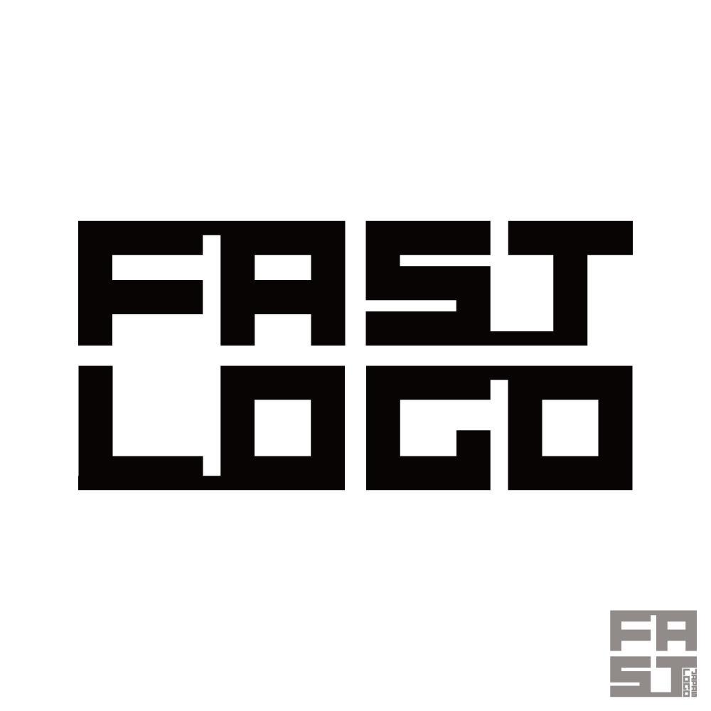 シンプルでインパクトのあるロゴ制作をいたします 希望のロゴが決定するまで何度でも提案、期間もご相談ください