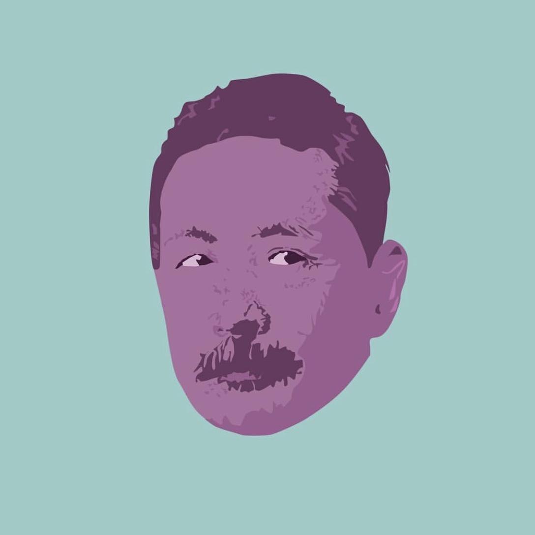 似顔絵描きます アイコンやヘッターにオシャレな似顔絵を描きます。 イメージ1
