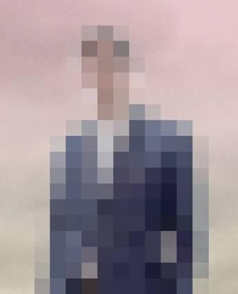 写真にモザイクいれます 人の顔などが写っているものにモザイクをかけます。