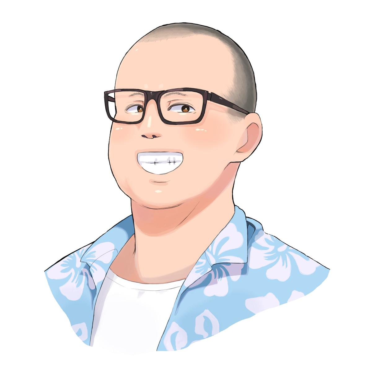 アイコンかわいくお描きします ☆ヘッダー・ブログ・HP・名刺にもどうぞ!