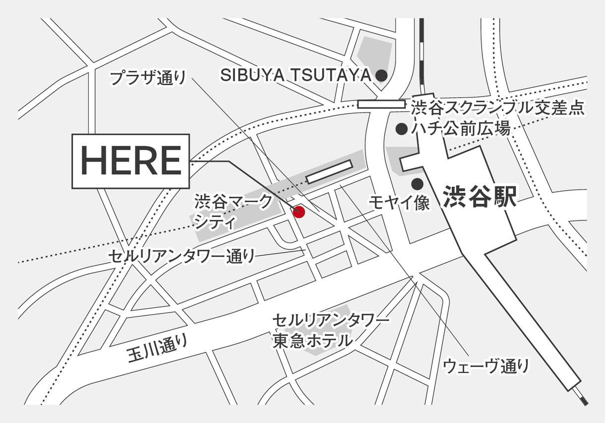 プロのデザイナーがシンプルな地図を制作します 広告やDMに。お客様が迷わないような地図をデザインします。 イメージ1