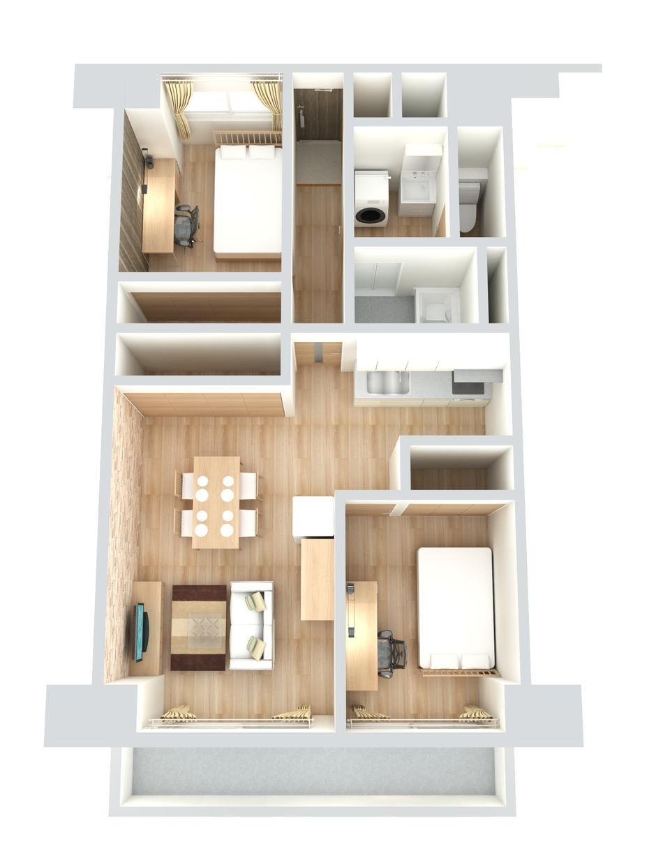 建築、空調、衛生、電気図面のトレースします 建築士、建築施工管理技士がお手伝いします。