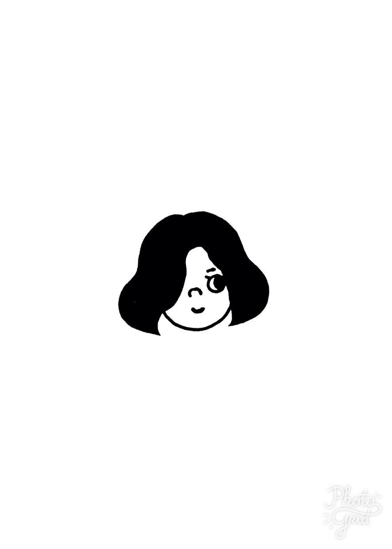 シンプルでゆる〜い似顔絵を描きます アイコン選びに迷っている方どうぞ!