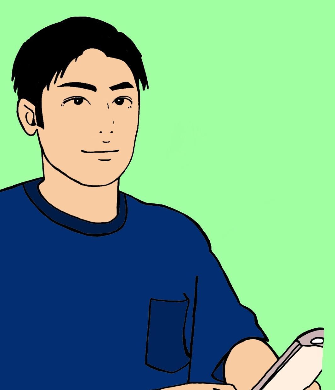 プロフィール画像にぴったりオシャレ似顔絵描きます LINEやInstagramのアイコンが欲しいあなたへ