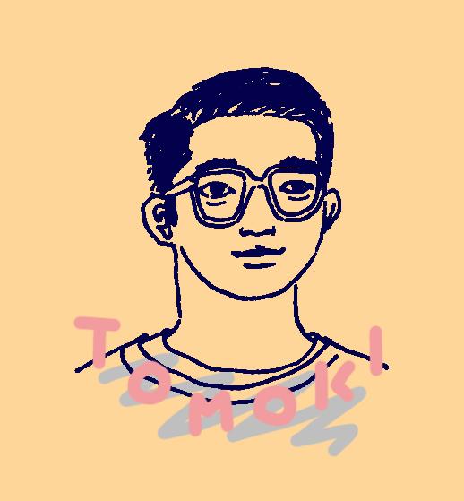 シンプル似顔絵、おしゃれなイラストお描きします SNSのアイコンやプレゼントにいかがですか?