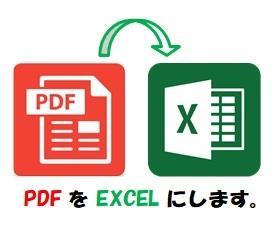 EXCELでフォーマット作成します /PDFや紙の資料などから似たようにも作成出来ます。 イメージ1