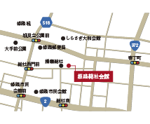 【かっこいいマップ制作】Googleマップを基本にマップを制作します。