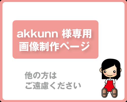 akkunn 様専用 画像制作ページでございます 他の方はご遠慮ください。すみません。