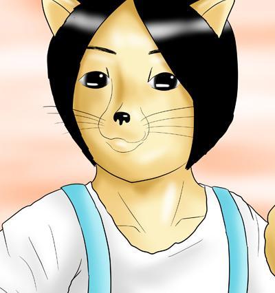 あなたの似顔絵を動物化して、描きます 一風変わった動物化キャラクター風の似顔絵♪