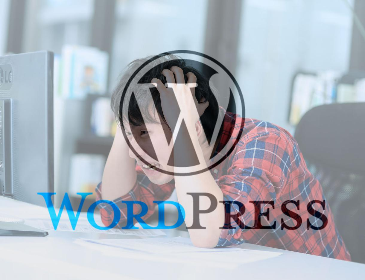 WordPressのカスタマイズ支援します WordPressであなたがぶち当たった壁、破壊します!