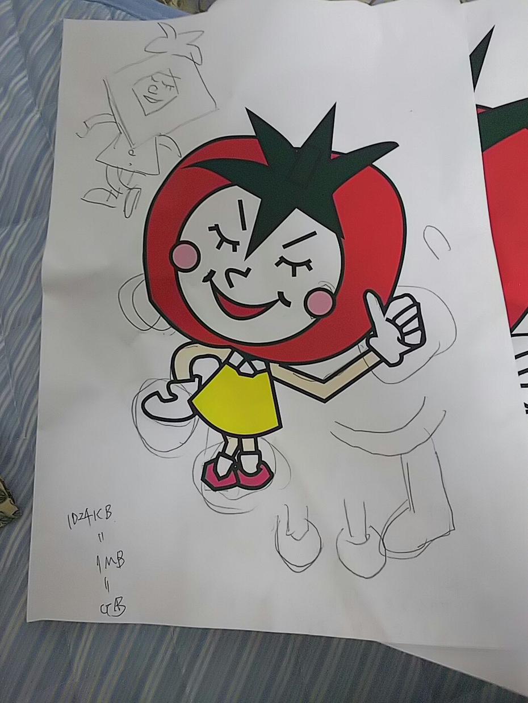 ご希望のキャラクター作成します かわいいキャラクターが好きなあなたに イメージ1