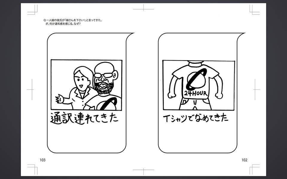 舞台コントの台本書きます お笑い構成作家が1分尺1000円で書かせていただきます。