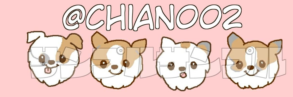 ふわゆるの愛犬ヘッダー描きます 特別なプレゼントなどに!ふわゆるです!