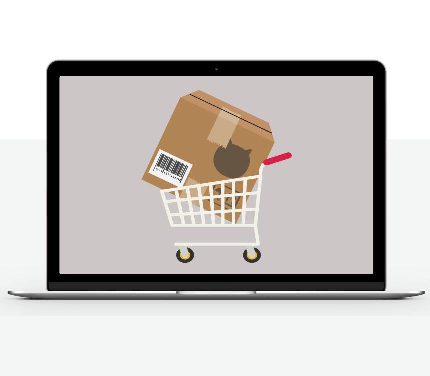 ECサイトの新規制作・リニューアルを承ります SNS販売戦略経験5年のプロが在籍、結果の出るECサイト制作