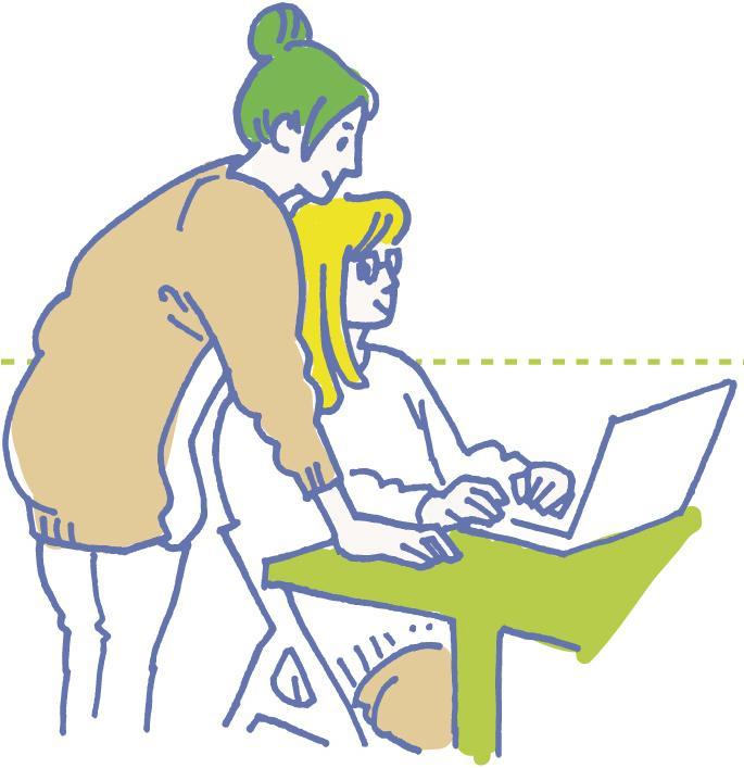 表紙、挿絵、WEB、ポスターなどのイラスト描きます プロのイラストレーターがシンプルでおしゃれなイラストを提供 イメージ1