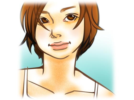 ★☆お写真をもとに似顔絵描きます☆★(デジタル)