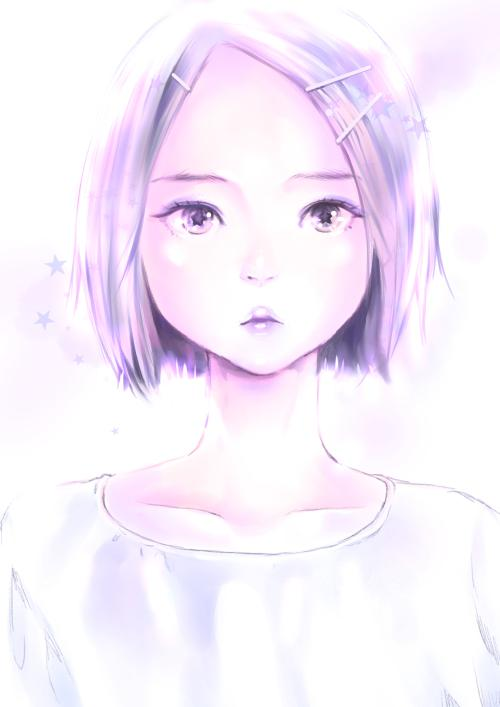 ツイッターアイコンお描きします 人物画を得意としております。タッチ等ご相談ください。
