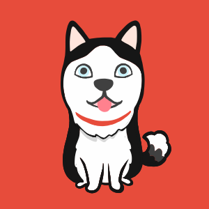 SNSアイコン作成!ペットのイラスト描きます ほっこりかわいいイラストで大好きなペットをオリジナル化!