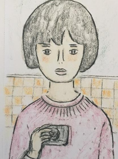 ジワジワくるシンプルな似顔絵描きます プロフィールやアイコン、プレゼントに似顔絵はいかがでしょう。 イメージ1