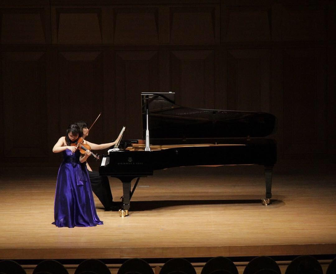 ヴァイオリンのワンポイントレッスンします バイオリン歴20年の音楽大学院生がお答え!