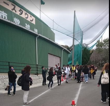 阪神タイガース安芸キャンプで選手に会う方法教えます 30年安芸キャンプに通い続けて、やっと見つけた選手出没マップ