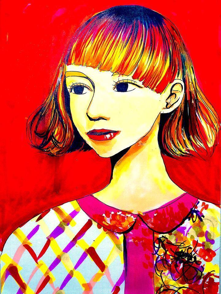 似顔絵・イラスト・御自分用に手描き致します 趣味や商用にもまた御自分の為にも。勿論プレゼントも。