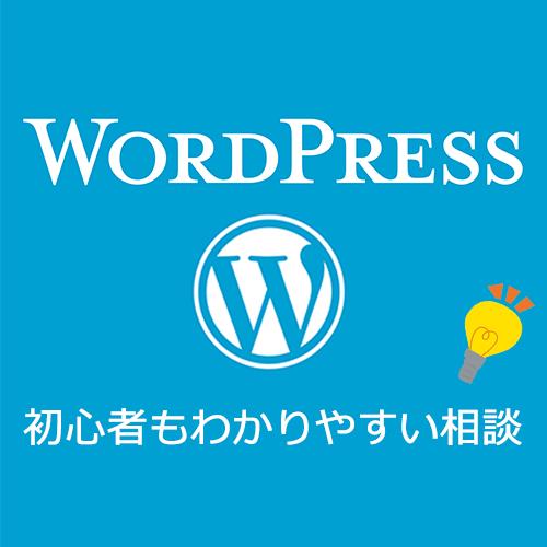 WordPressがわからない人に本気で解説します 超初心者向け!インストール~投稿、カスタマイズまで何でも相談 イメージ1